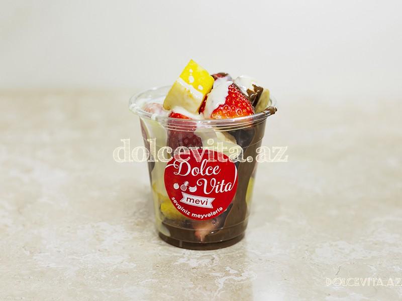 Amor fruit dessert M size